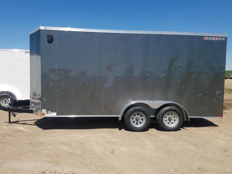 2021 Wells Cargo 7' X 16'  Enclosed Cargo Trailer