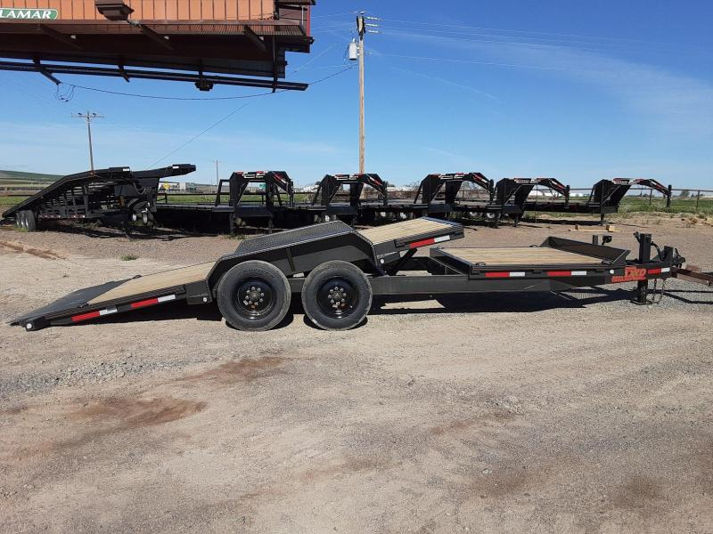 2020 MAXXD 22' Gravity Equipment Tilt 8K Axles