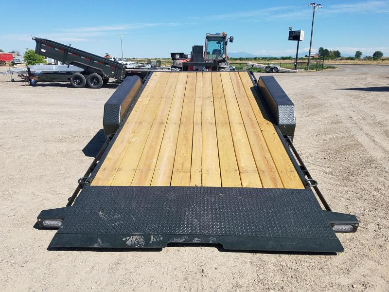 2020 Maxxd Trailers 7'X 20' Gravity Tilt Equipment Trailer