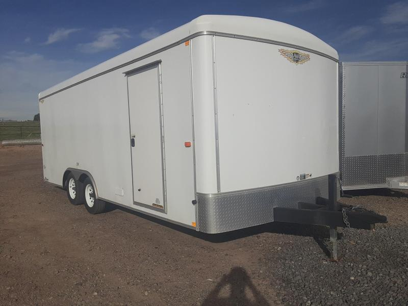 2008 H and H Trailer 8 1/2' x 20' Cargo Trailer Enclosed Cargo Trailer