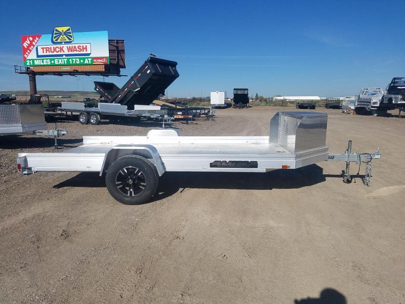 "2021 Aluma UTR12 ATV Trailer 78"" x 12'"