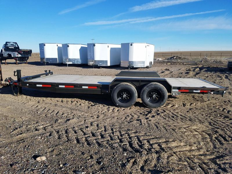 "2020 MAXXD 83"" x 20' 14000# GVWR Equipment Trailer"