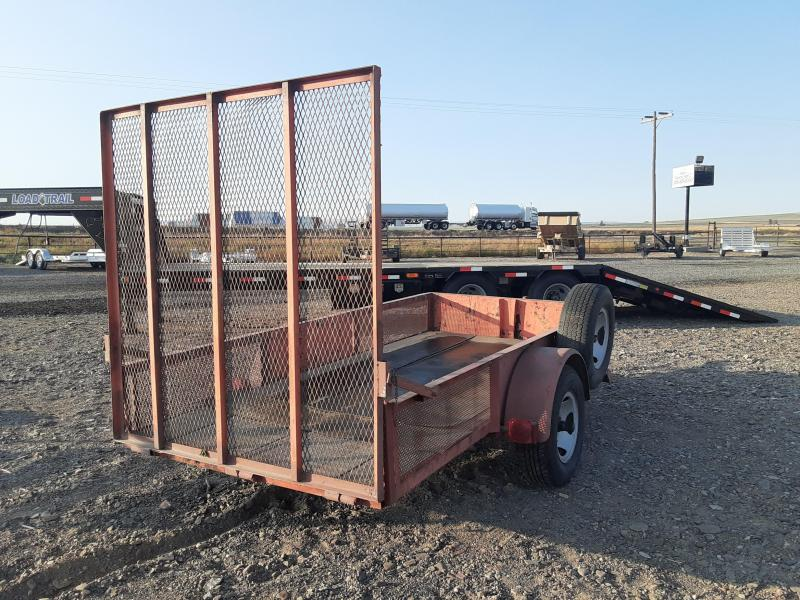 "1998 Other 59"" x 10' Utility Trailer"