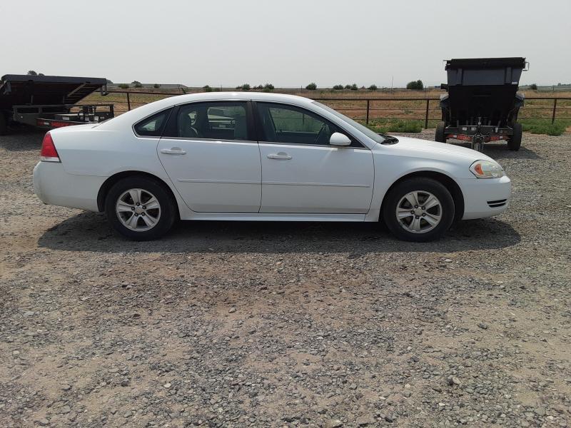 2012 Chevrolet Impala Car