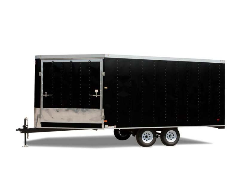 2020 Wells Cargo FTS85202 Snowmobile Trailer