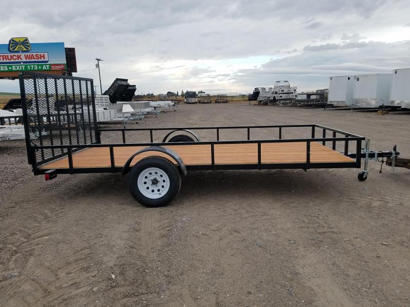 2020 Big Bubba 7x14 Utility Trailer