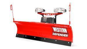 2021 Western Snow Plows