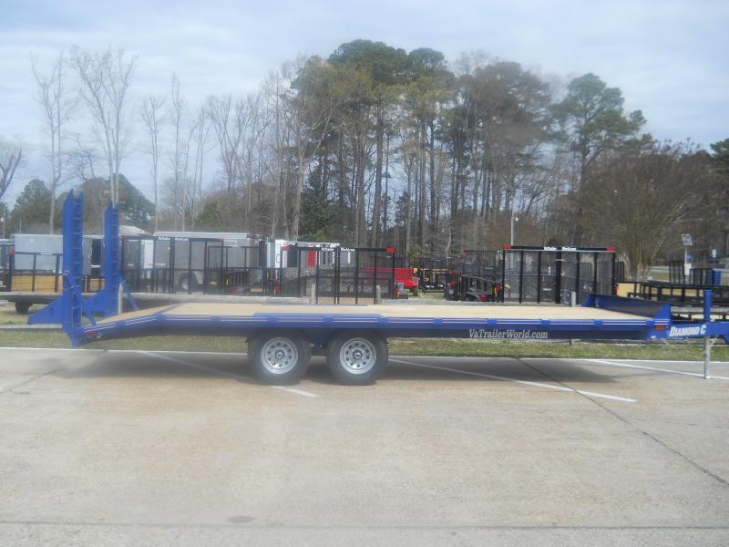 2020 Diamond C Trailers GDD 252L22X102 TRAILER Dovetail