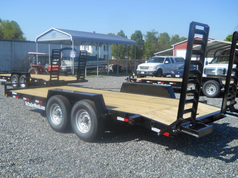 2021 American Manufacturing Operations (AMO 18-14K Equipment Trailer