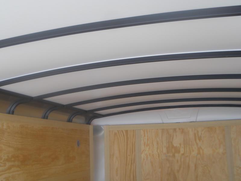 2021 Homesteader 8.5x16 CT Challenger* BLACK