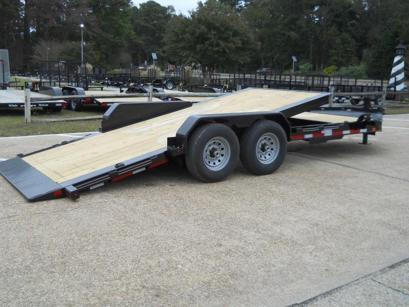 2020 Diamond C Trailers HDT207L22X82 TILT TRAILER Equipment Trailer