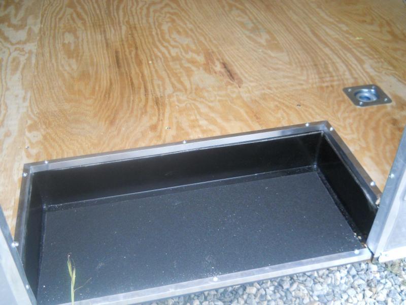 2022 Homesteader 8.5x16 IT INTREPID BLACK