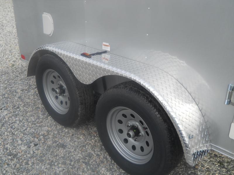 2021 Homesteader 7X12 CT Challenger* Silver
