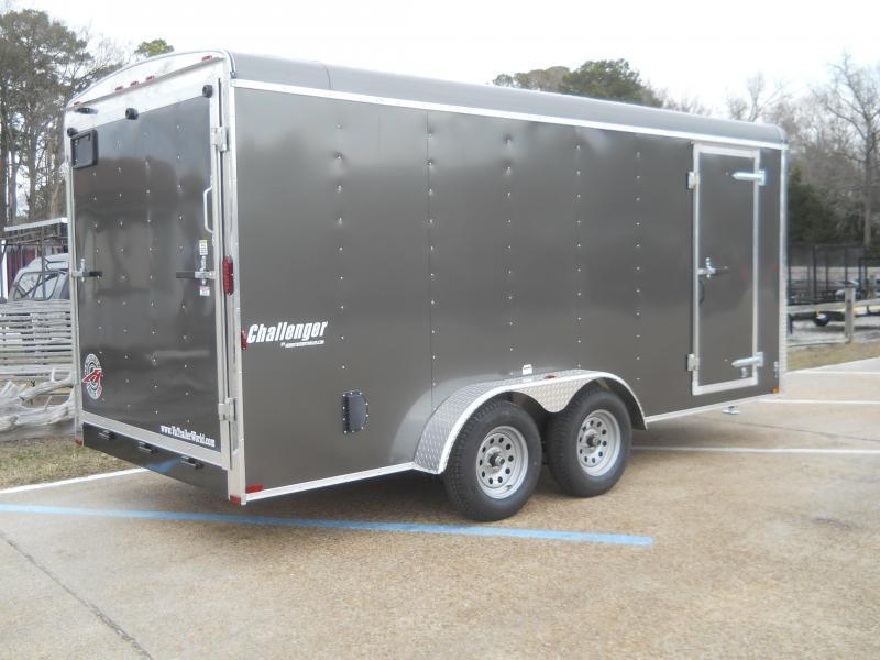 2021 Homesteader 7X14 CT Challenger* CHARCOAL GRAY