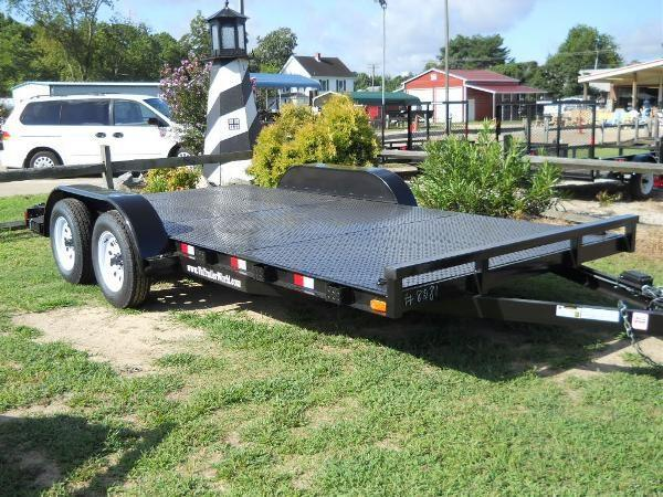 "2021 American 16' CH16S* 6'10""X16' STEEL DECK 4 TIE DOWNS Price:"