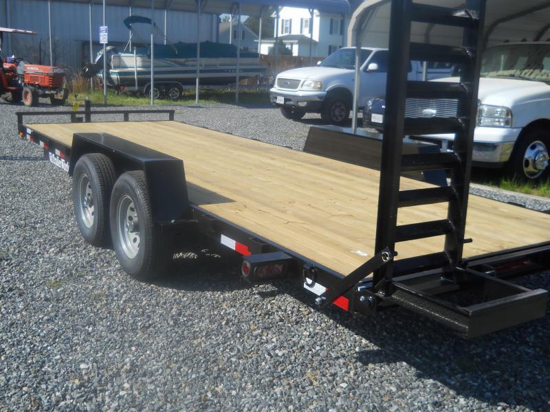 2021 American Manufacturing Operations (AMO 20-10K Equipment Trailer