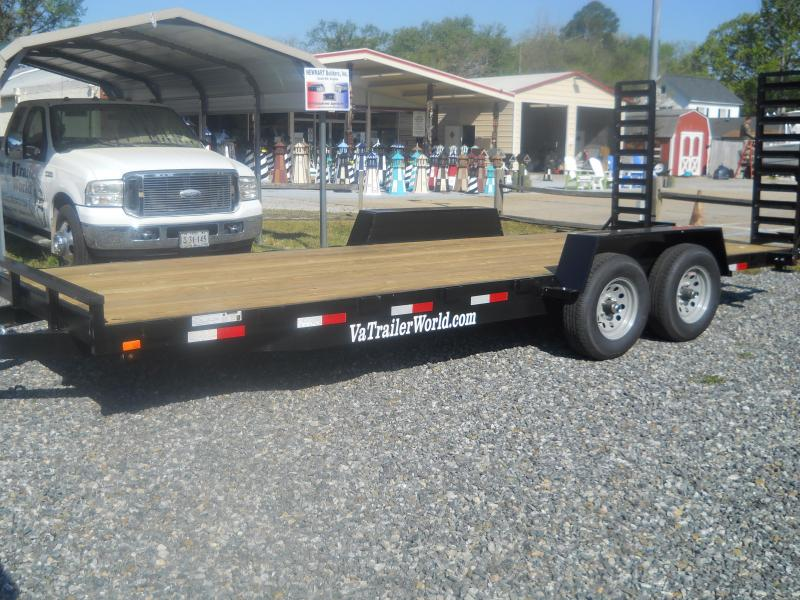 2021 American Manufacturing Operations (AMO 20-10K Equipment Trailer