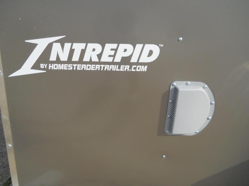 2021 Homesteader 6x12 Intrepid