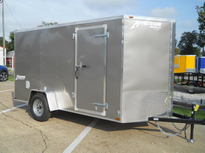 2021 Homesteader 6x12 Intrepid