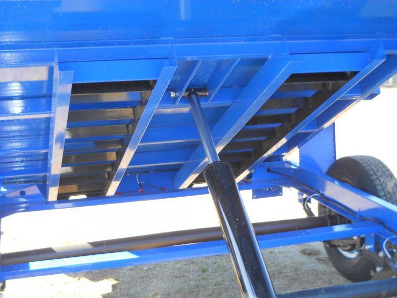 2021 Bri-Mar 6X12 DT612LP-10 LE A*RAMPS COMBO GATE D RINGS