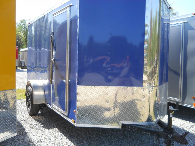 2021 Freedom Trailers 6x12 V-NOSE Special Order