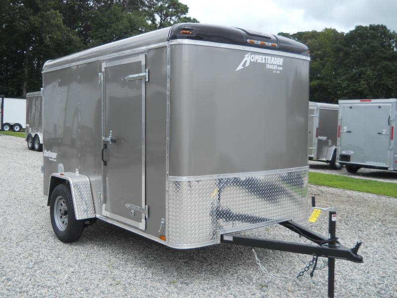 2021 Homesteader 6X10 CS Challenger*Doors