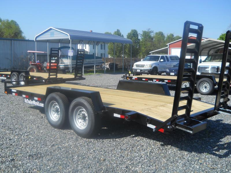 2021 American Manufacturing Operations (AMO 22-14K Equipment Trailer