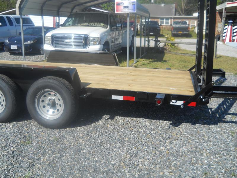 2021 American Manufacturing Operations (AMO) LTEQ 18-10K Equipment Trailer