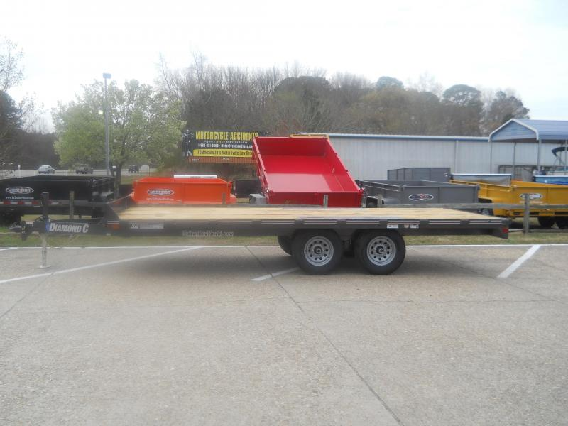 2020 Diamond C GDD 252L18X102 TRAILER