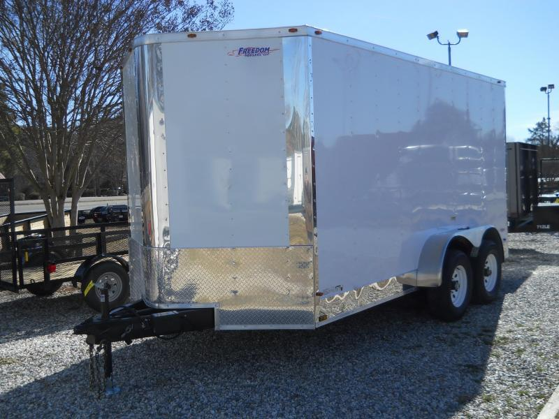 2021 Freedom Trailers 7X14 CONTRACTOR SPECIAL