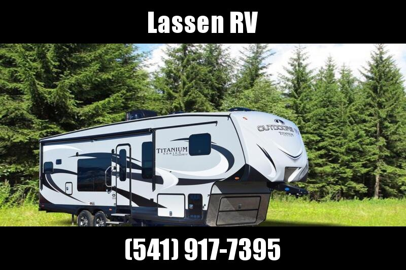 2022 Outdoors RV Manufacturing Titanium Series F28RKS Fifth Wheel Campers RV