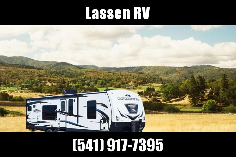 2022 Outdoors RV Manufacturing Mountain Series 280RKS Travel Trailer RV