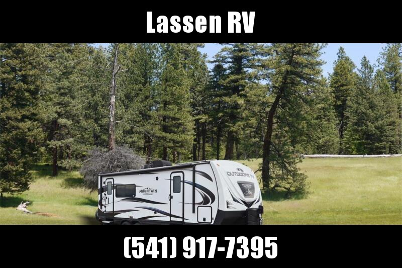 2022 Outdoors RV Manufacturing Mountain Series 24RKS Travel Trailer RV