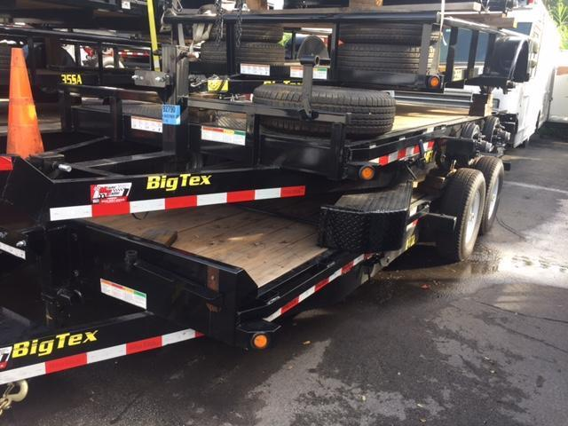 2020 Big Tex Trailers tilt trailers Equipment Trailer