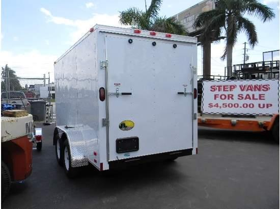 Forest River Inc. 6 x 12TA Cargo / Enclosed Trailer