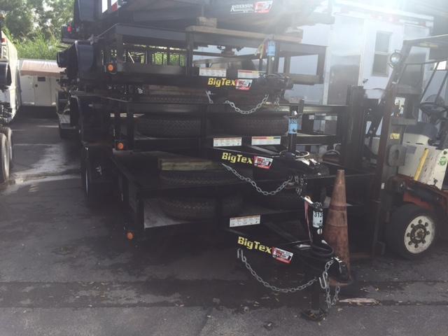 2020 Big Tex Trailers 6x12 tandem Utility Trailer
