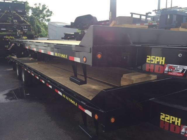 Big Tex Trailers 22PH 25 Equipment Trailer