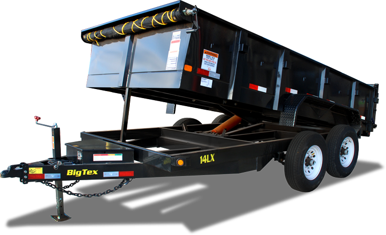 2020 Big Tex Trailers 14LX Dump Trailer
