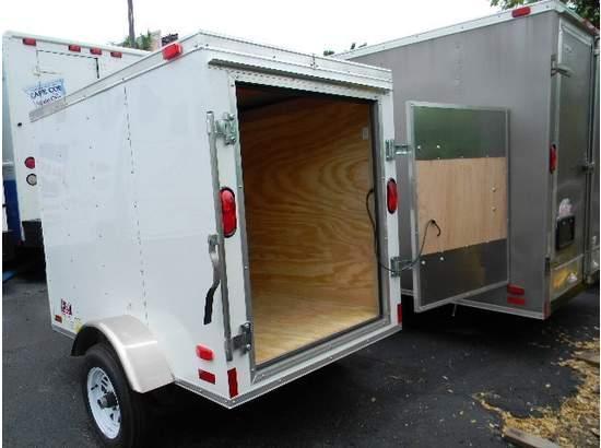 4 x 6 Cargo / Enclosed Trailer
