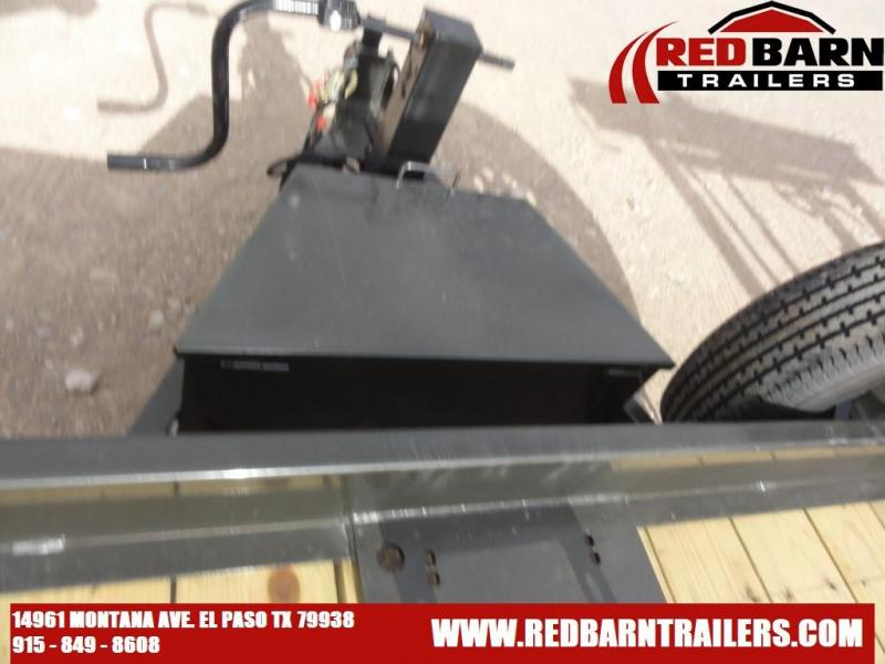 2021 MAXXD 20X83  Gravity Titl Equipment Trailer G6X8320
