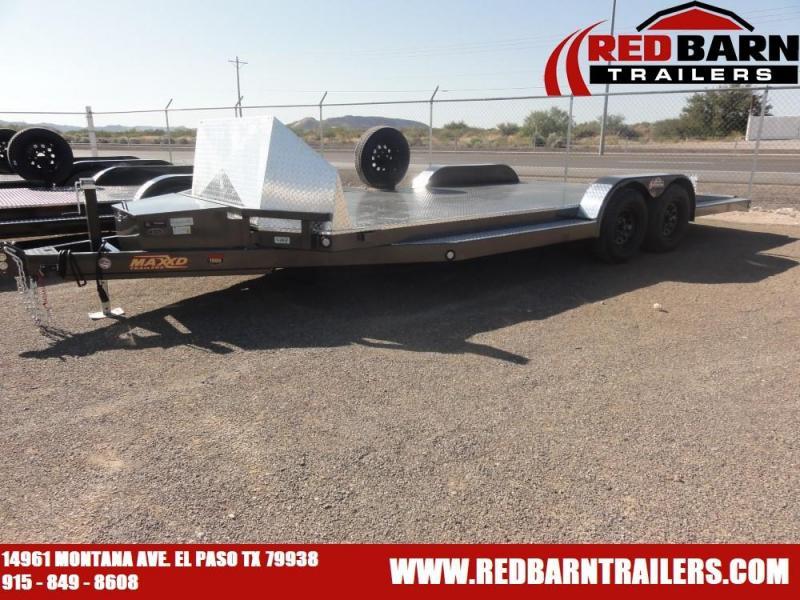 83X20 1020 MAXXD N5X 5 TUBE FRAME CAR TRAILER Car / Racing Trailer