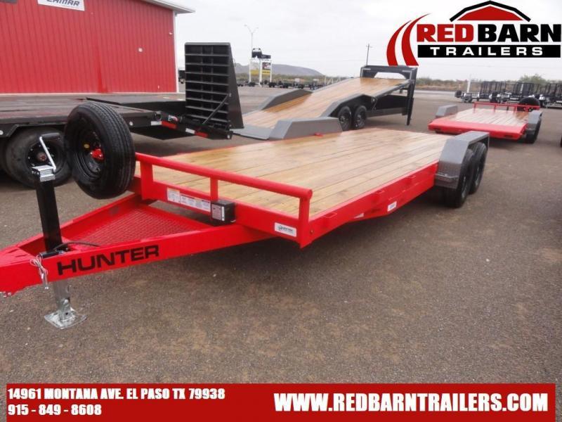 2022 Hunter 82X20 CARHAULER CAH822023 Car / Racing Trailer