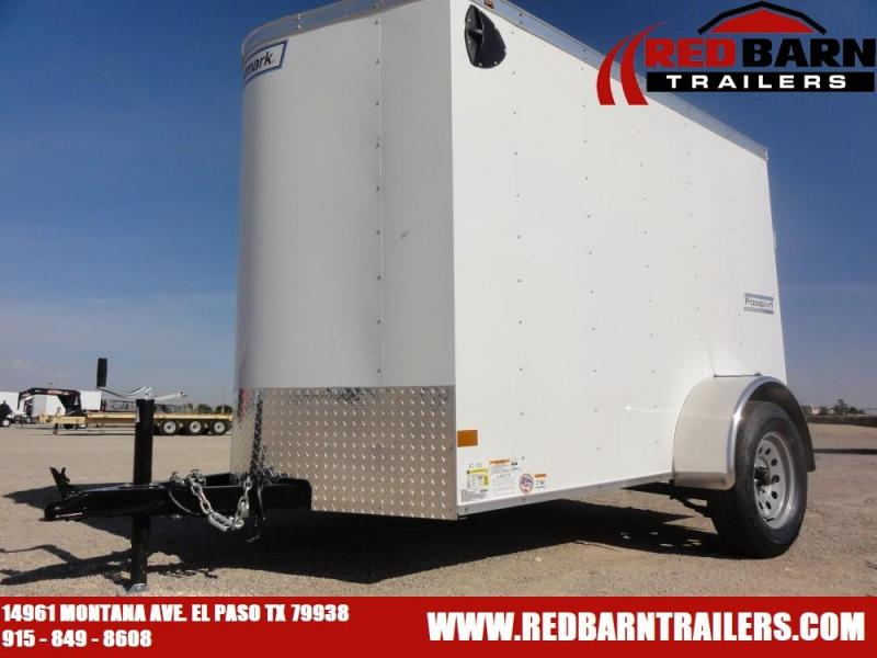 5 x 8 ENCLOSED/CARGO TRAILER