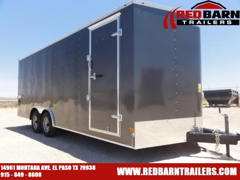 8.5 X 20 2020 Haulmark PP8520T3-D Enclosed Cargo Trailer