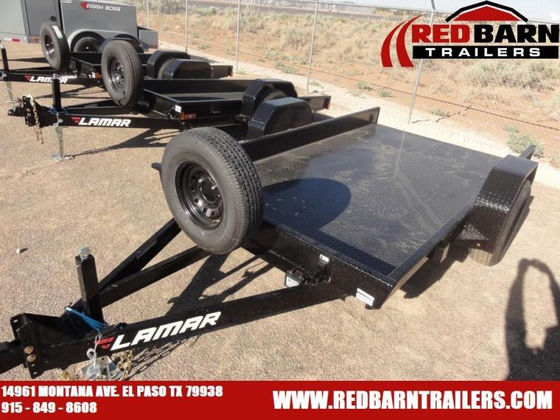 79 X 12 2020 Lamar Trailers SH79 Equipment Trailer