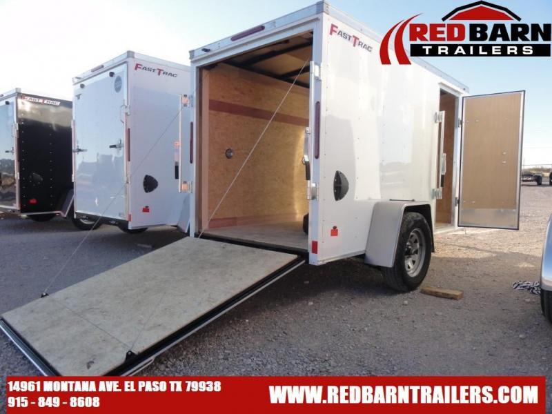2022 Wells Cargo 5X10 Enclosed Cargo Trailer FT510S2-D