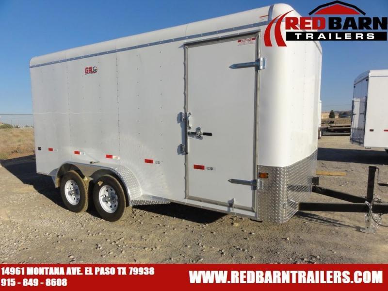 2021 GR Trailers CT7016WR07L Enclosed Cargo Trailer