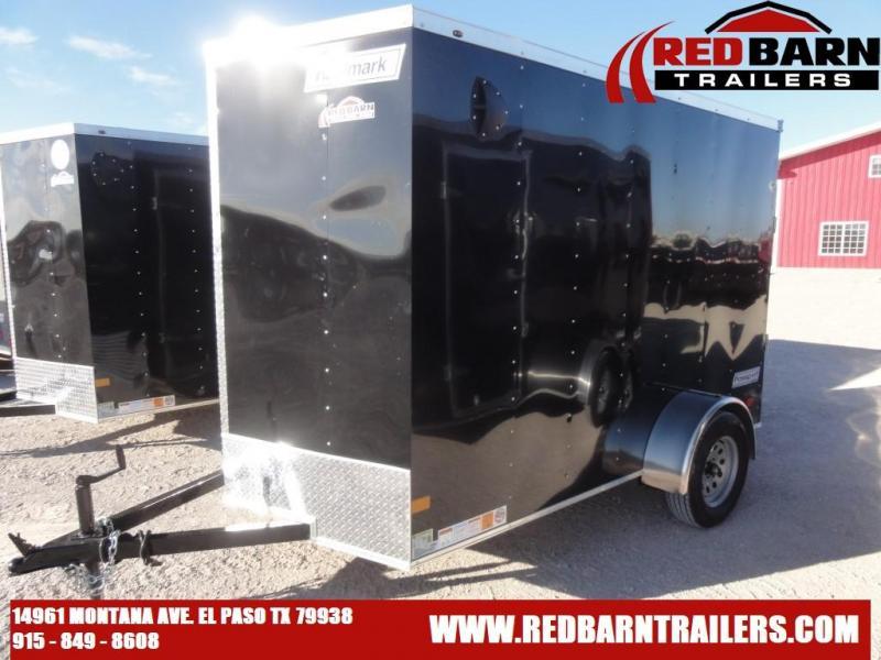 2022 Haulmark 6X10 Enclosed Cargo Trailer PP610S2-D