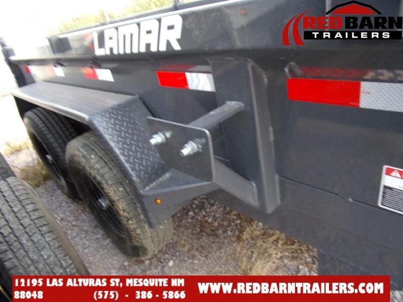 6.5 X 10 2022 Lamar Trailers DM771025 Dump Trailer