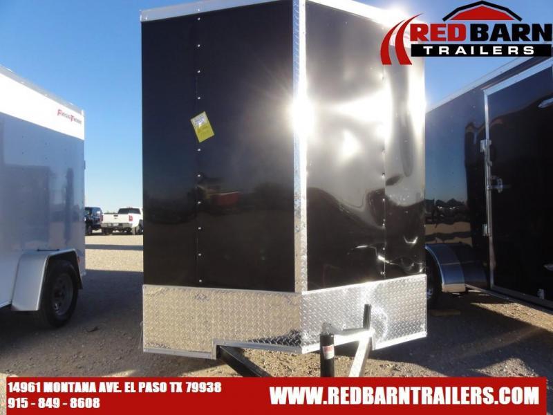 2022 Wells Cargo 6X10 Enclosed Cargo Trailer FT610S2-D